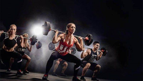 BodyPump 100 le 14 janvier 2017 à So Good Campus