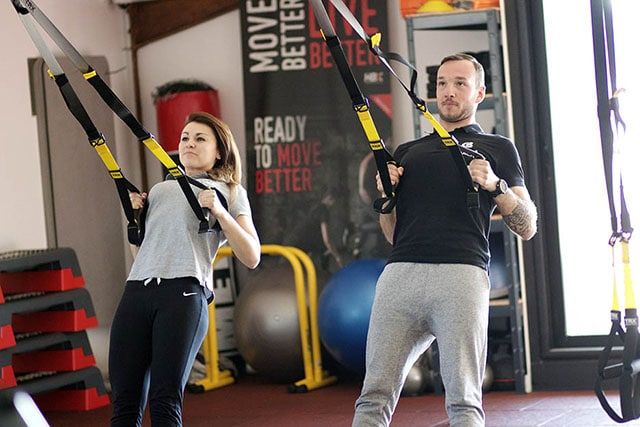 Aperçu du studio fitness du club de sport So Good Ollioules