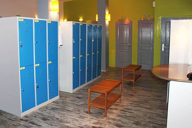 Sport Toulon - Vestiaires du club So Good Fitness