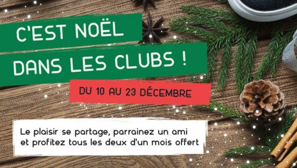 Salles de Sport So Good - Noël 2018